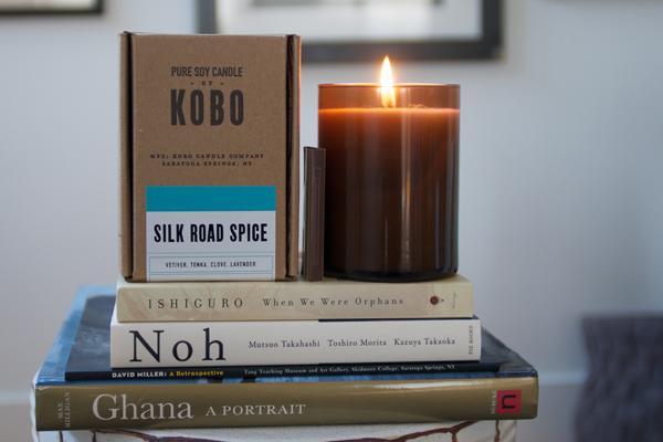 kaarsencollectie Kobo Candles