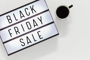 Mooizo Black Friday cosmetica sales